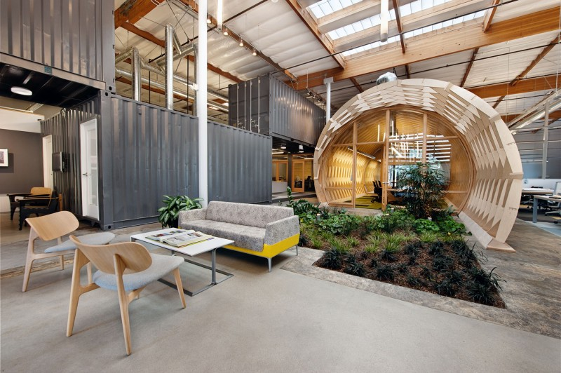 Contemporary Office Space: Part One
