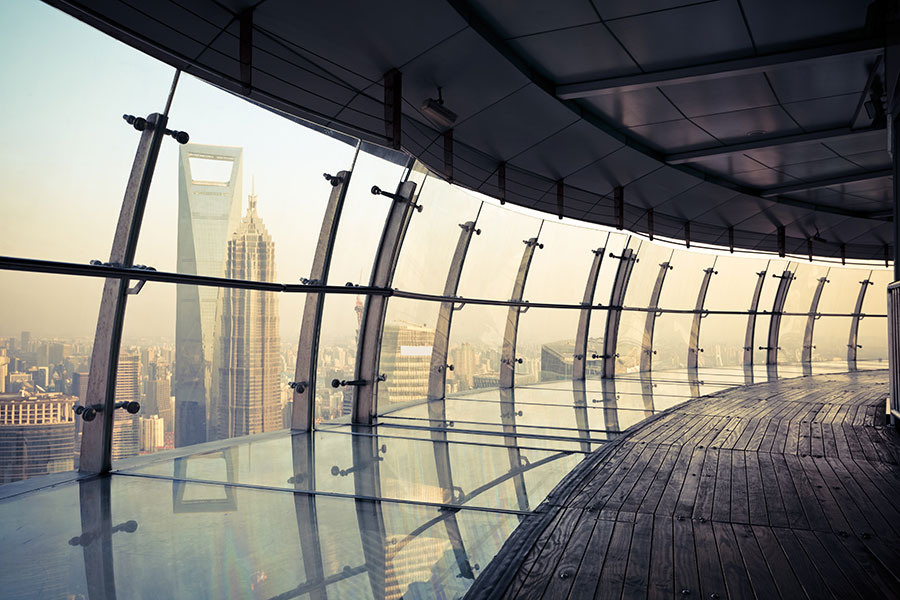 What is the building of the future?