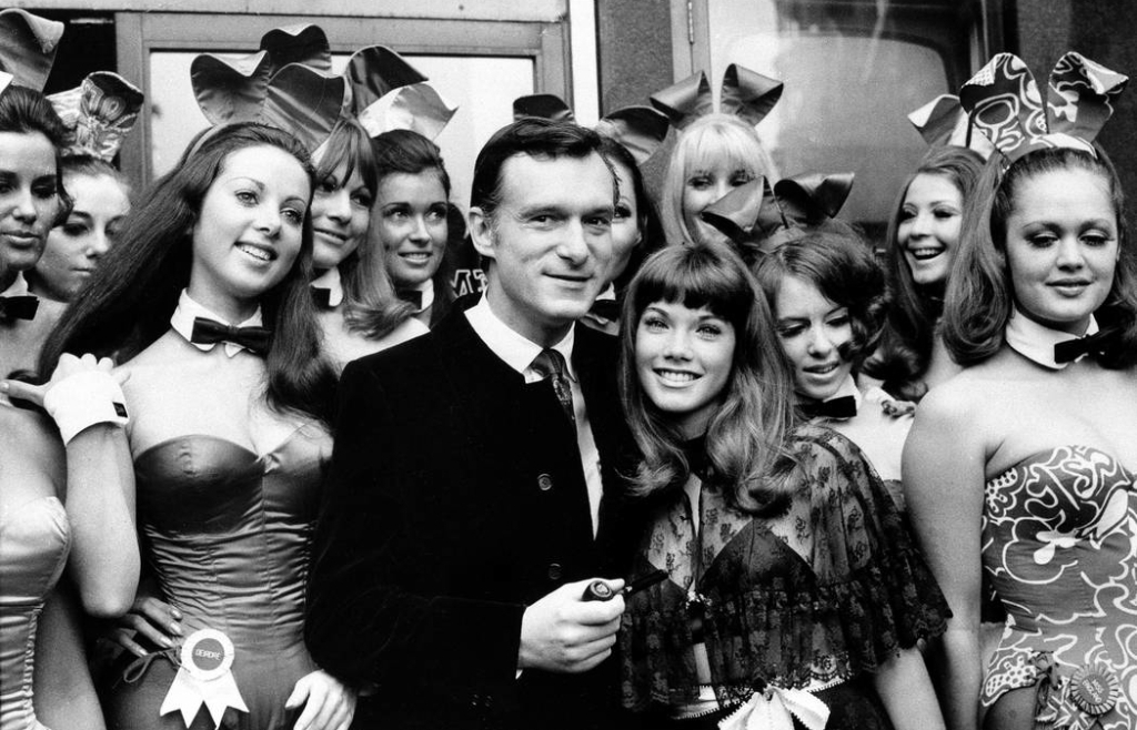 Hugh Hefner's positive influence on Chicago real estate should not be forgotten
