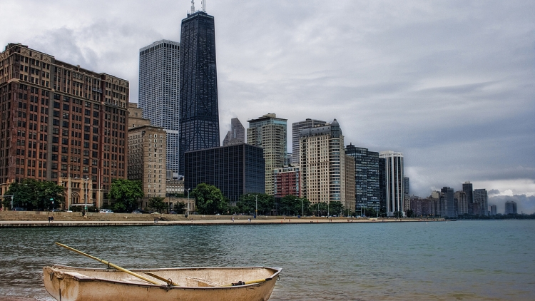 What does it mean for Chicago when a building like the Hancock loses its iconic name?