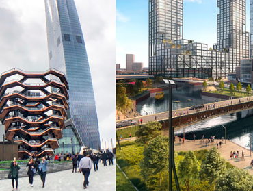 Hudson Yards vs Lincoln Yards
